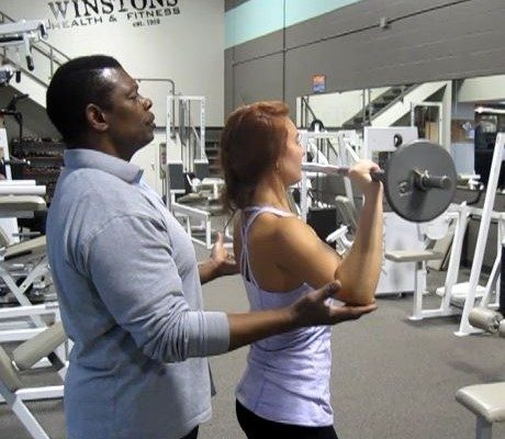 professional fitness trainer grande prairie